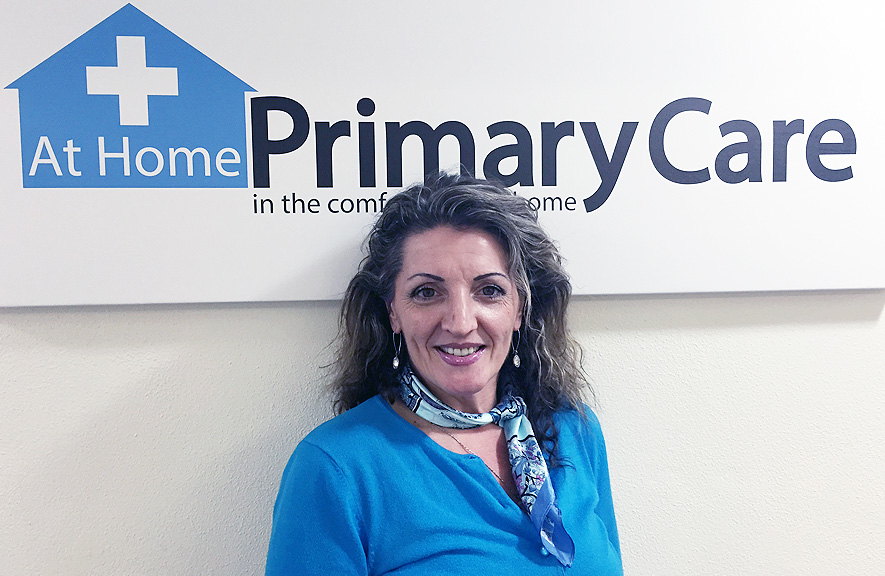 At Home Primary Care - in the comfort of your home